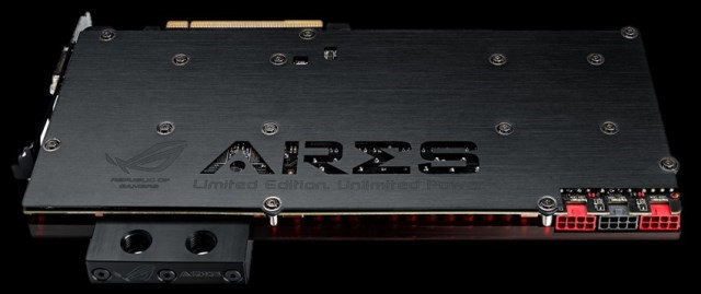 Asus Ares III Radeon R9 295x2