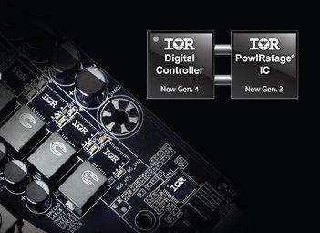 IR Digital PWN and IR PowIRstage ICs