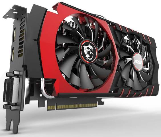 (UPDATED) MSI GTX 970 Gaming Twin Frozr V Renders Revealed