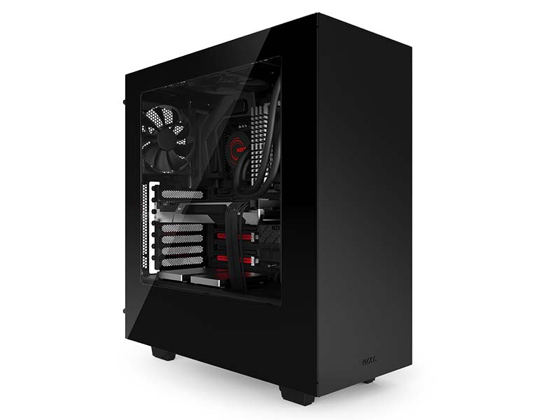 NZXT S340 Mid Tower Chassis Released – See Features, Specs and Price