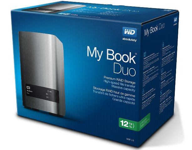 WD My Book Duo Price and where to buy