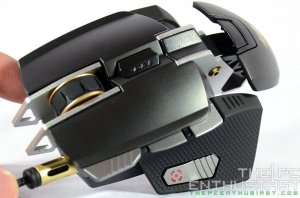 Cougar 700M Gaming Mouse Review-23