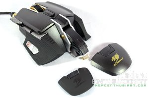 Cougar 700M Gaming Mouse Review-28