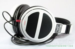 German Maestro GMP 435 S White Edition Headphone Review-11