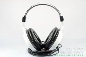 German Maestro  GMP 435 S White Edition Headphone Review-13