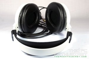 German Maestro  GMP 435 S White Edition Headphone Review-15