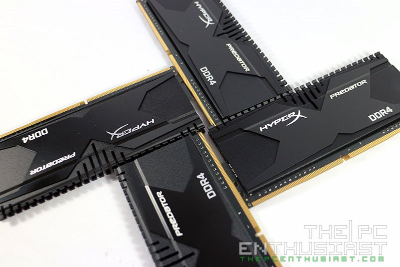 Kingston HyperX Predator DDR4 Memory Review – (4x4GB) 16GB Kit DDR4-3000MHz