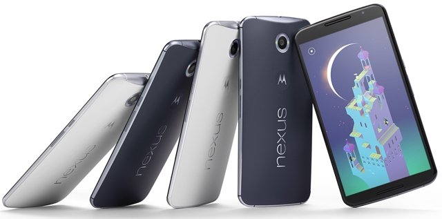 Google Nexus 6 Phablet Released – See Features, Specifications and Price