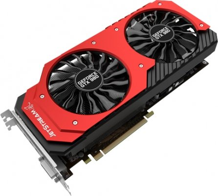 Palit GeForce GTX 980 Super JetStream Unleashed – See Features and Specifications