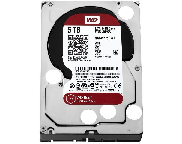 WD Red 5TB NAS Hard drive review