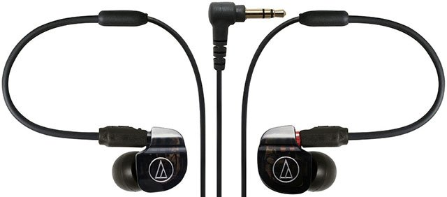 Audio Technica ATH-IM02 Dual Balanced In-Ear Monitor Headphone Review