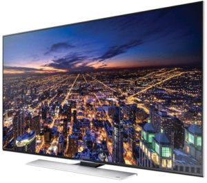 Samsung HU8550 Series 50-inch Class 4K Smart 3D LED TV Black Friday Special