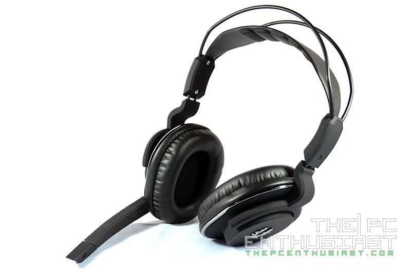 BitFenix Flo Headset Review – Go with the Flo?
