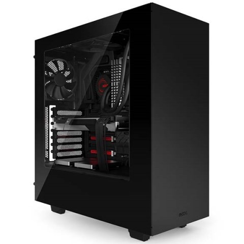 NZXT S340 Case Review – A Compact Mid Tower Chassis
