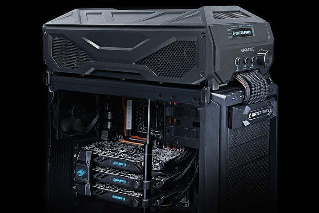 gigabyte GV-N980X3WA-4GD waterForceSystem