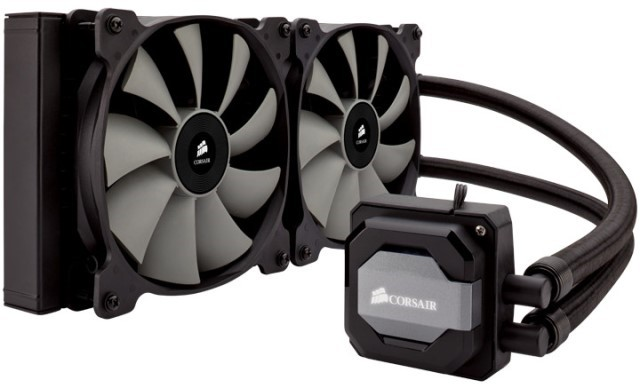 Corsair Hydro H110i GT Liquid CPU Cooler