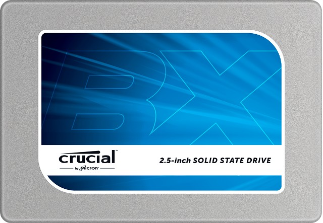 Crucial BX100 Budget Friendly SSD Released – See Features, Specs, Price and Availability