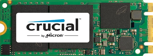 Crucial MX200 M.2 160mm Type 2260 SSD
