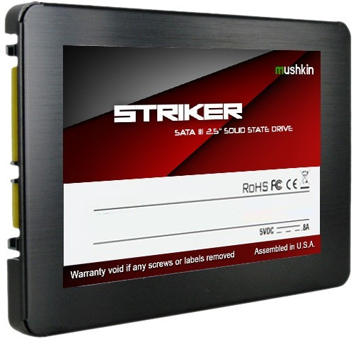 Mushkin Striker SSD features specs price
