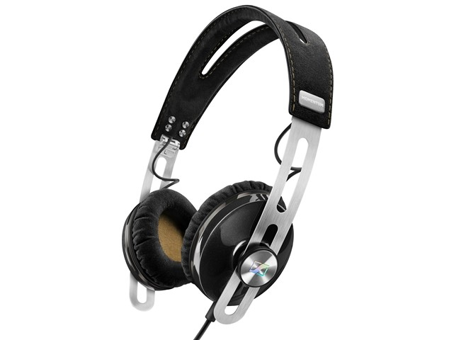 Sennheiser MOMENTUM_II_On-Ear_Black