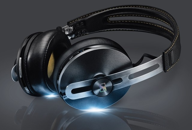 Sennheiser MOMENTUM_II_Wireless_Black_High_Class