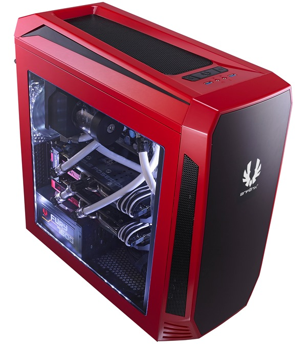 BitFenix AEGIS Chassis (Core and ICON Editions) Unleashed – For mATX and mini-ITX Systems