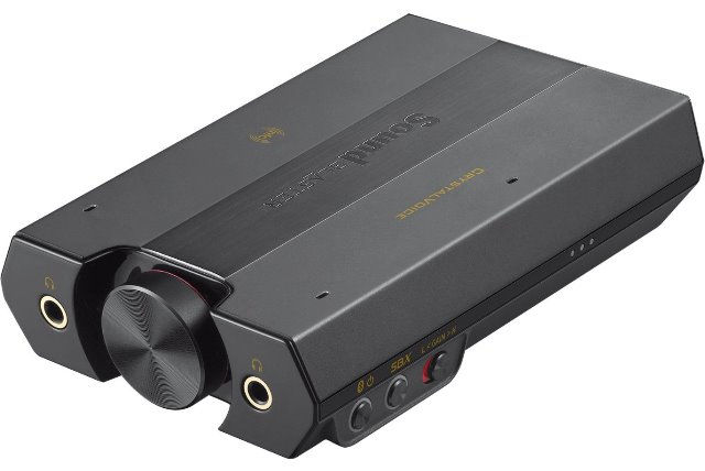 Creative Sound Blaster E5 Review – Portable DAC with Headphone Amp