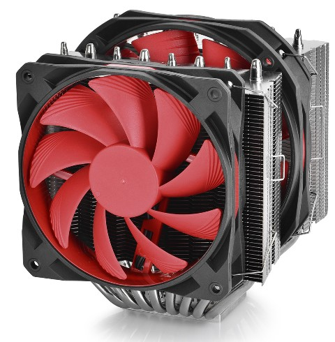 DeepCool GamerStorm Assassin II Twin Tower CPU Cooler Unleashed