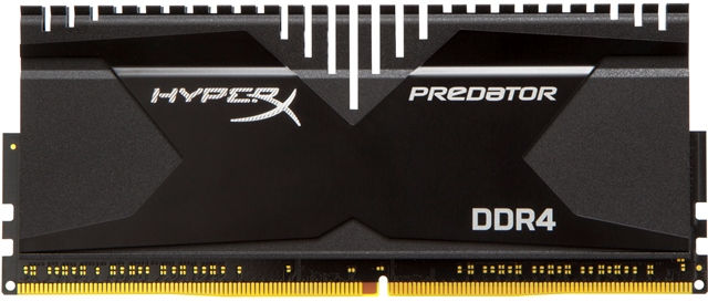 HyperX Predator DDR4 Memory modules