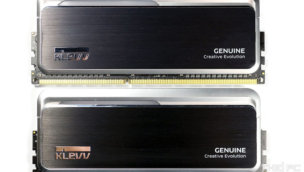 Klevv Genuine DDR3 Review