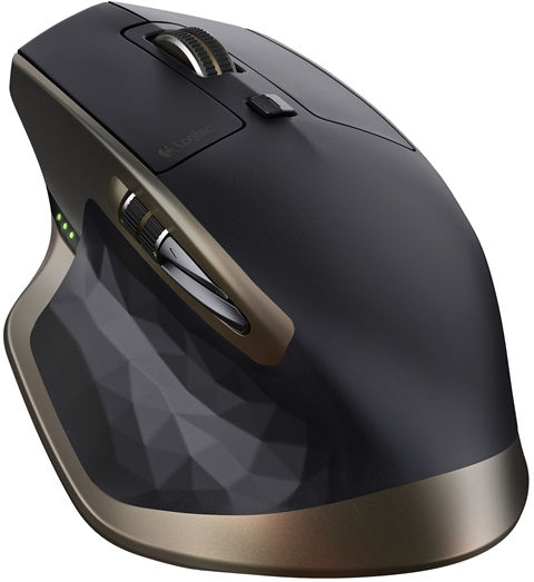 Logitech MX Master Wireless Mouse Released – The Most Advance from The Company