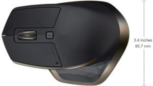 Logitech MX Master wireless mouse specifications-02