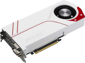 Asus Turbo GTX 970 White