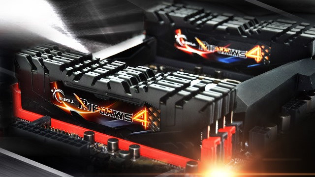G.Skill Ripjaws 4 128GB 2800MHz DDR4 Memory Unleashed – World's Fastest DDR4 128GB Memory Kit
