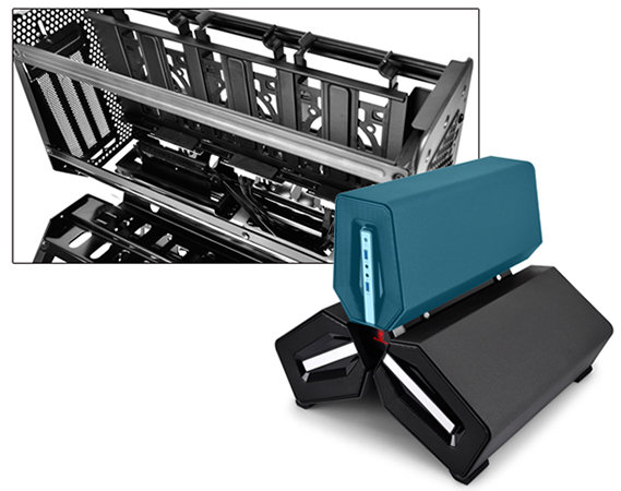 DeepCool Tristellar ITX Chassis Features-01
