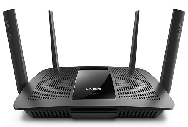 Linksys EA8500 Max-Stream AC2600 MU-MIMO Smart Wi-Fi Router Now Available