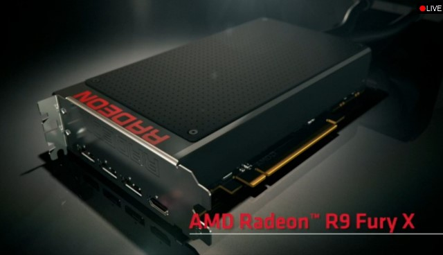 AMD Radeon R9 Fury X and Fury Officially Revealed – See Features, Specs, Price and Availability