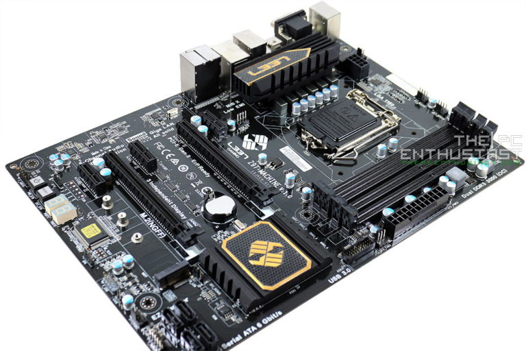 ECS Z97-Machine Review – The L337 Gaming Motherboard