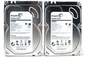 Seagate 4TB SSHD ST4000DX001 Review