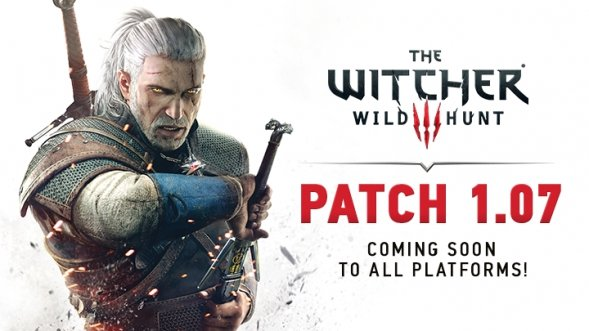 The Witcher III Wild Hunt Patch 1.07
