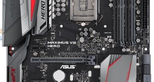 Asus ROG Maximus VIII Hero Specifications