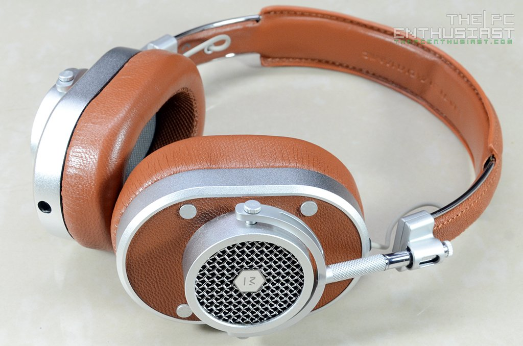 Master & Dynamic MH40 Headphone Review, That Smooth Bass
