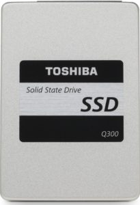 Toshiba Q300 Series SSD features