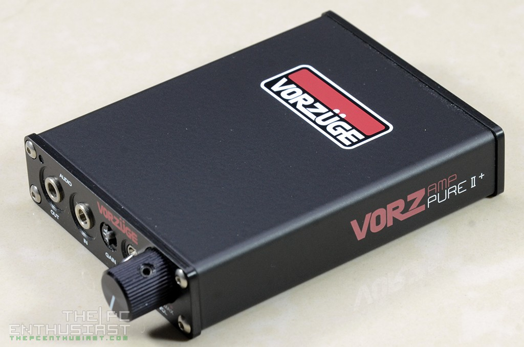 VorzAMP Pure II + (Plus) Portable AMP Review, So Pure You'll Love It!