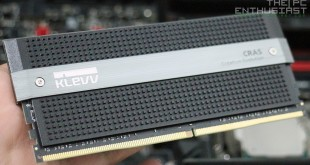 Klevv Cras DDR4 Memory Review