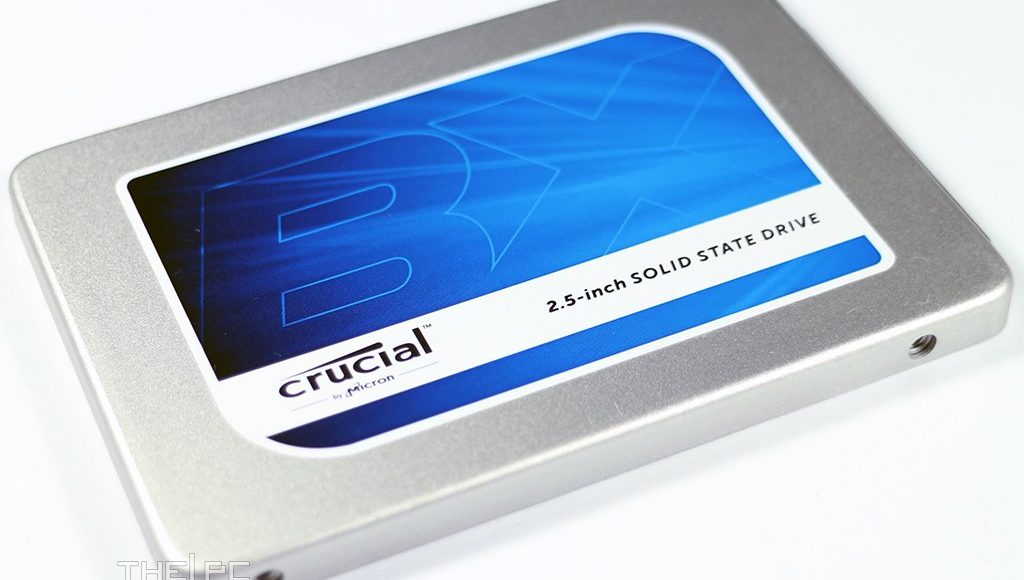Crucial BX200 960GB SSD Review