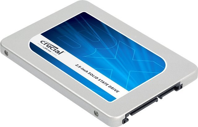 Crucial BX200 SSD Review