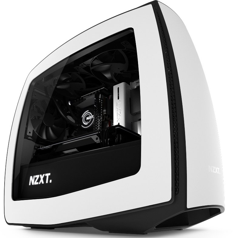 NZXT Manta Mini-ITX Case Released – Bend The Rules!