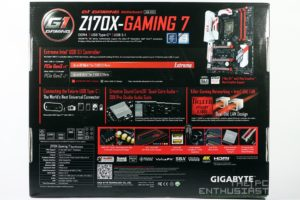 Gigabyte Z170X Gaming 7 Motherboard Review-02