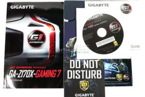 Gigabyte Z170X Gaming 7 Motherboard Review-03